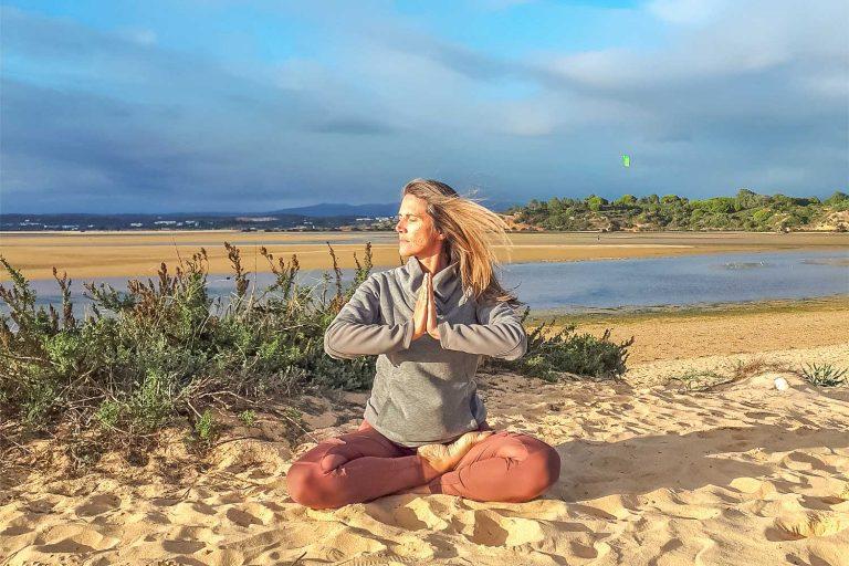 Susana Barbas yoga