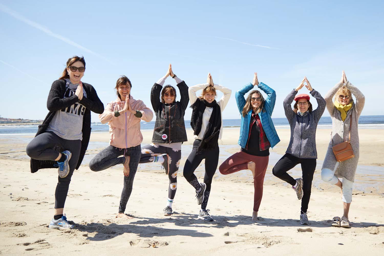 retiros workshops yoga